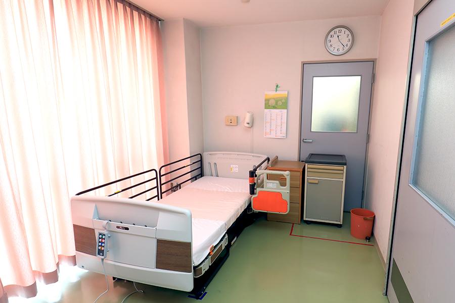 2F静養室